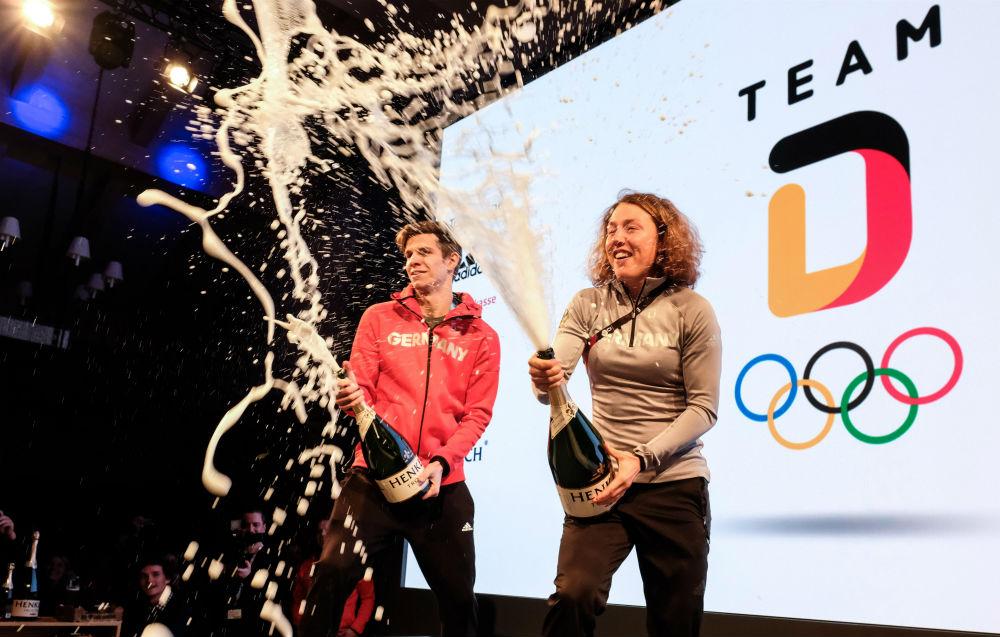 Winterspiele 2018 in Pyeongchang