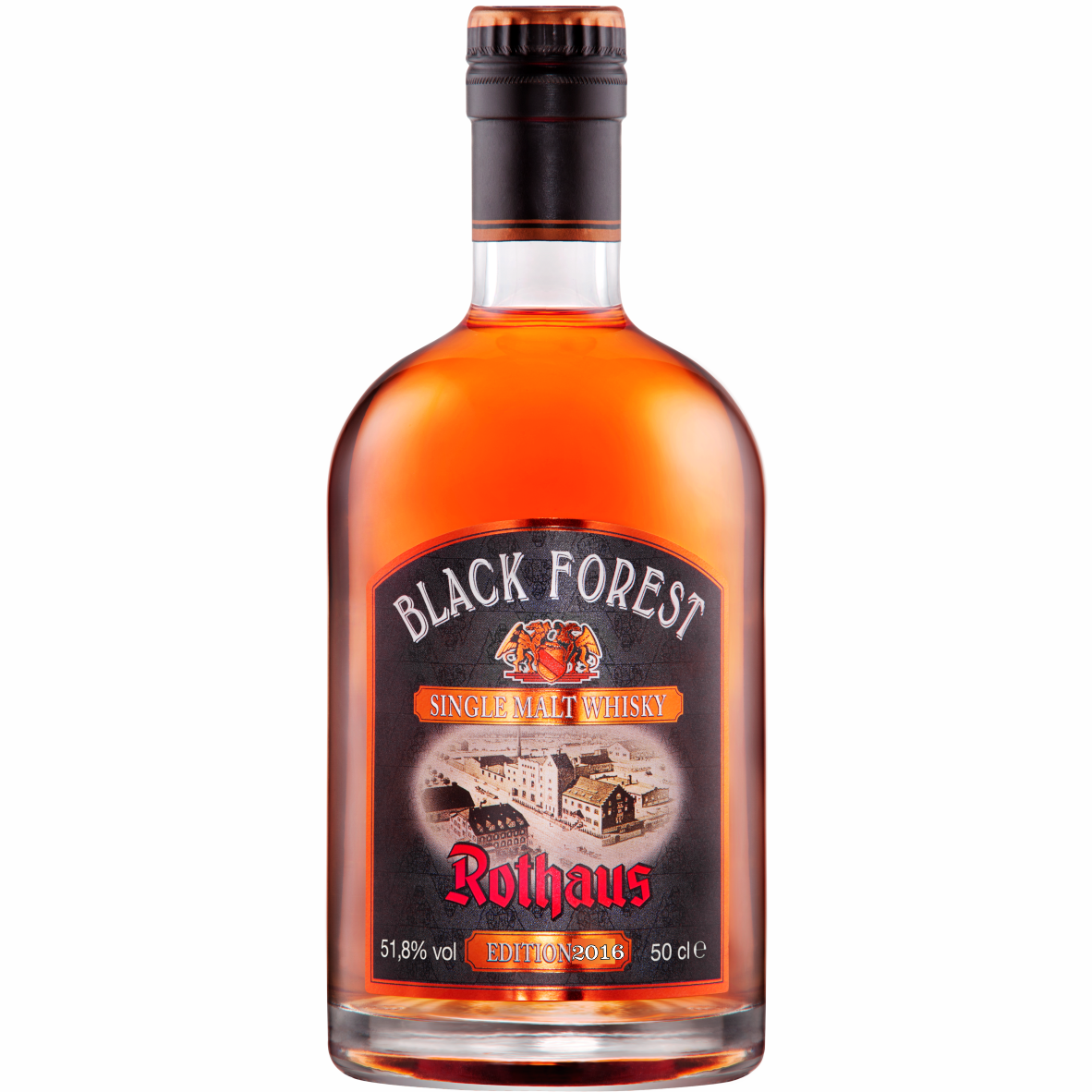 Black Forest Rothaus Single Malt Whisky