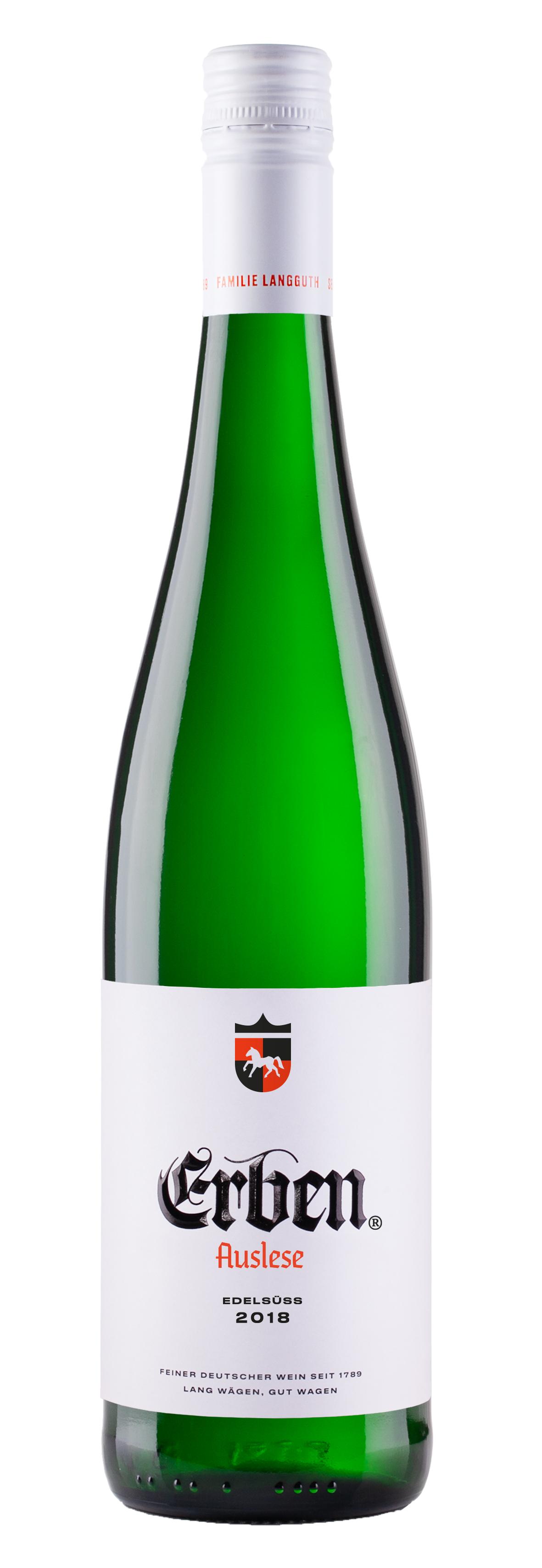 Die Weinkellerei F. W. Langguth Erben zeigt ihre Erfolgsmarke ...