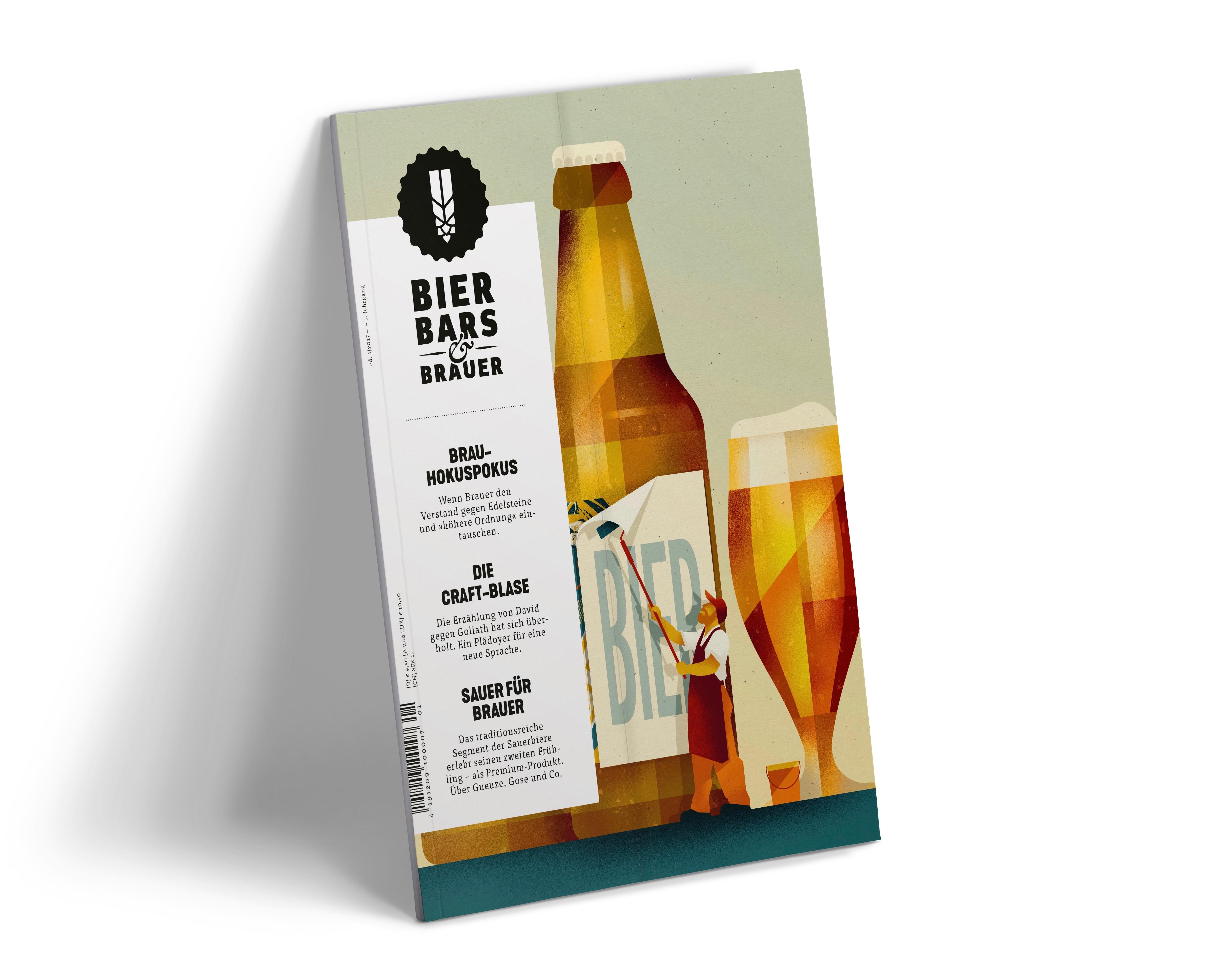 Bier, Bars & Brauer