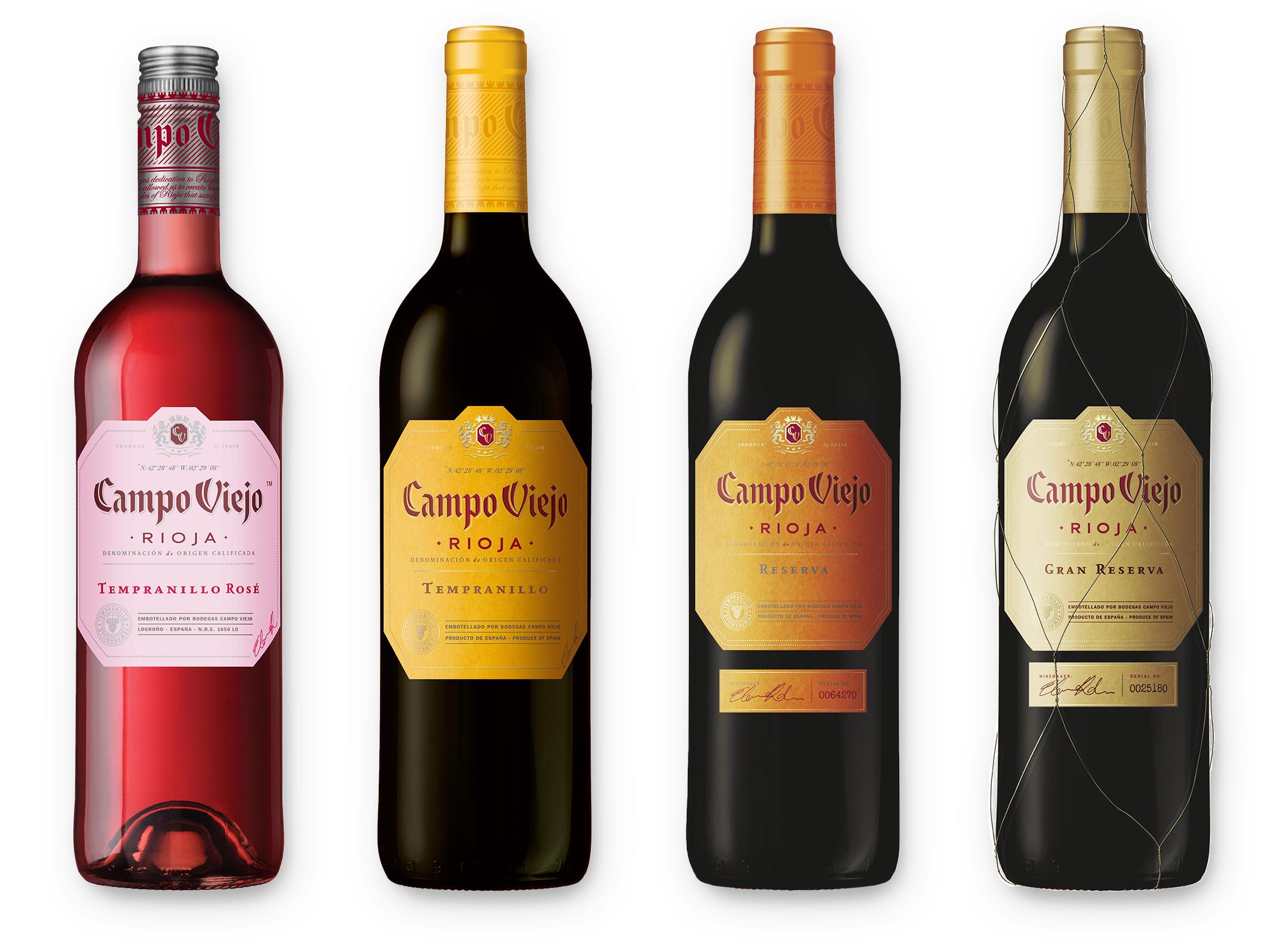 Pernod Ricard Deutschland übernimmt Vertrieb für Campo Viejo