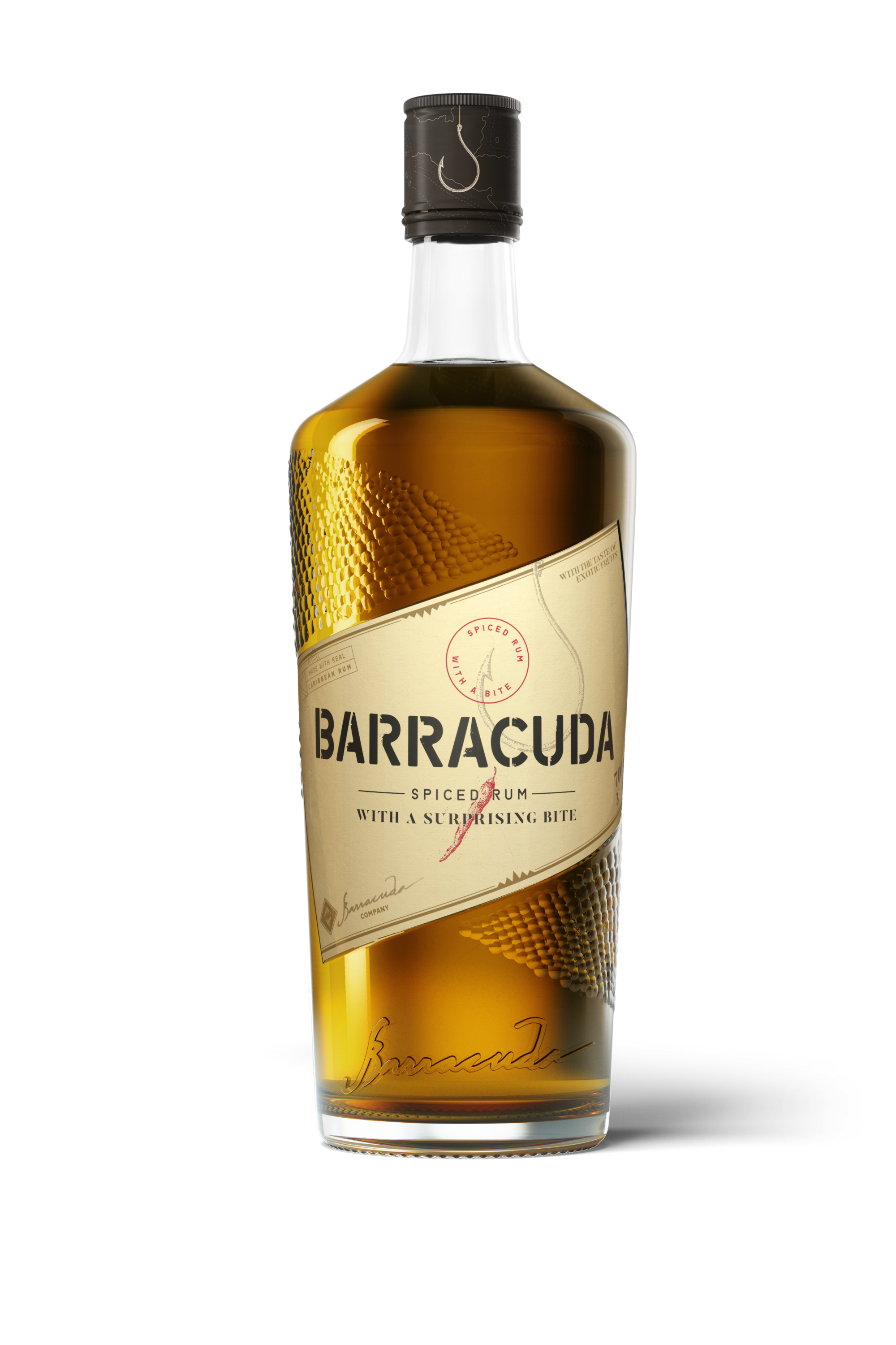 Barracuda Spiced Rum