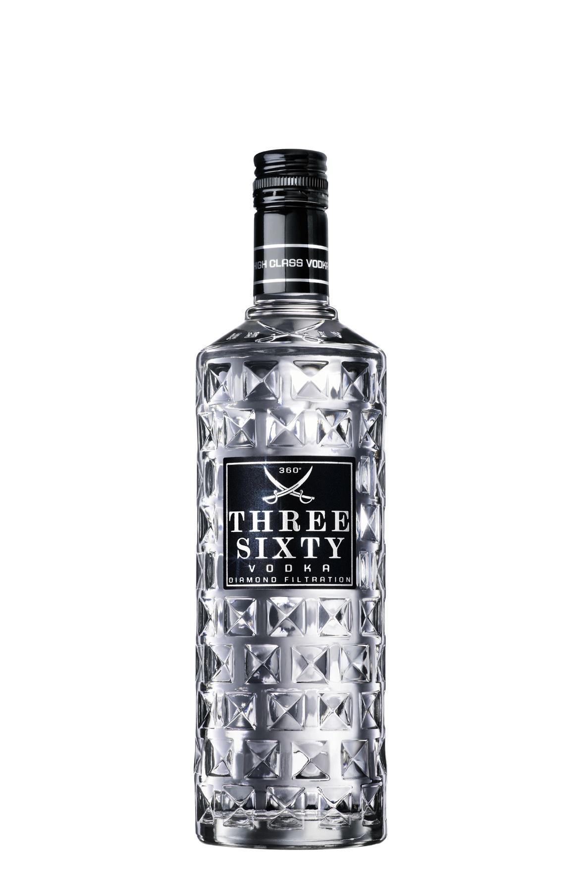 three sixty vodka unangefochtener star im premium vodka segment. Black Bedroom Furniture Sets. Home Design Ideas