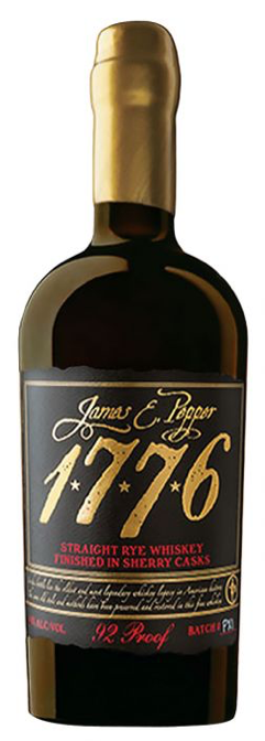 1776 Straight Rye Whiskey Sherry Cask Finish