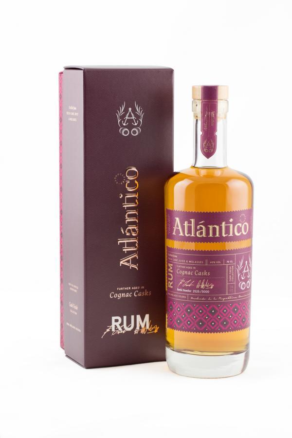 Atlántico Rum Cognac Cask