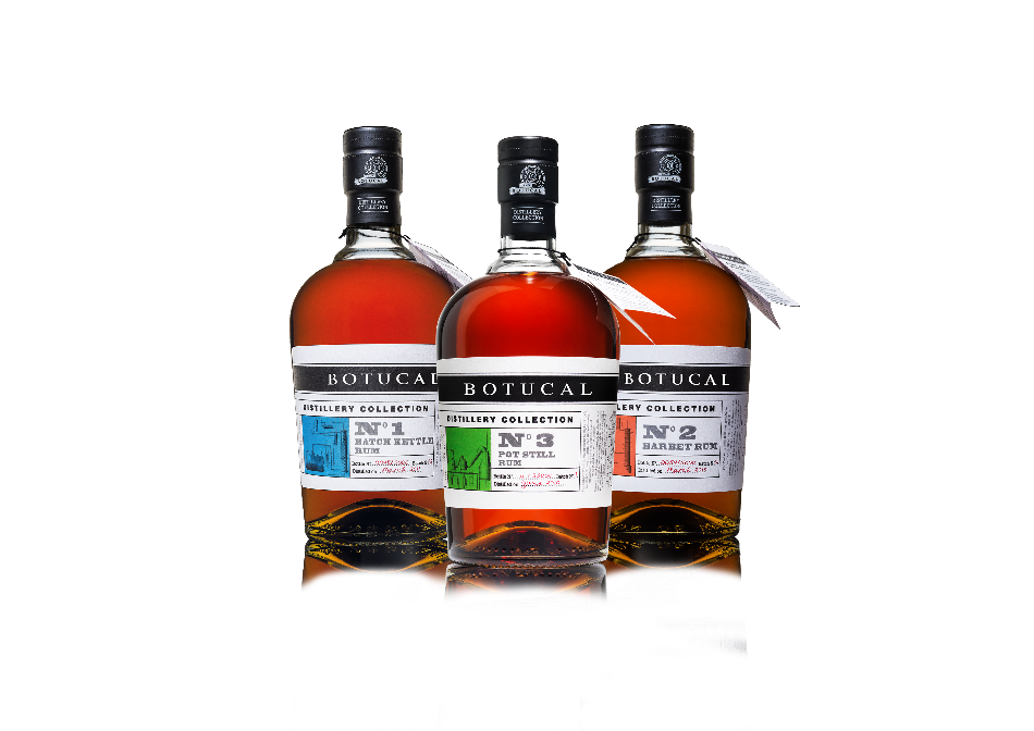 Rum Botucal vervollständigt Distillery Collection mit der limitierten N° 3 Pot Still