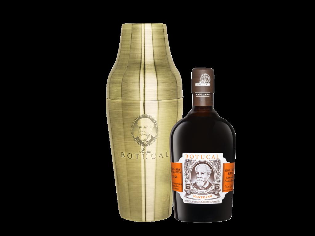 Rum Botucal Mantuano bringt limitierte Onpack-Aktion in den Handel