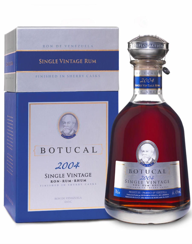 Rum Botucal präsentiert seinen limitierten Single Vintage 2004
