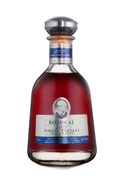 Botucal launcht Ultra-Premium Rum Single Vintage 2005