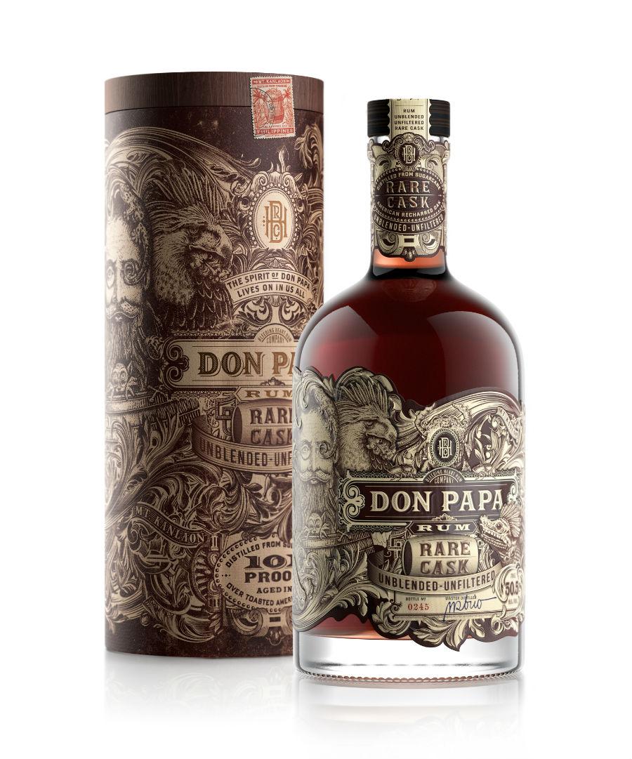 Don Papa Rum Rare Cask gewinnt Silber-Auszeichnung