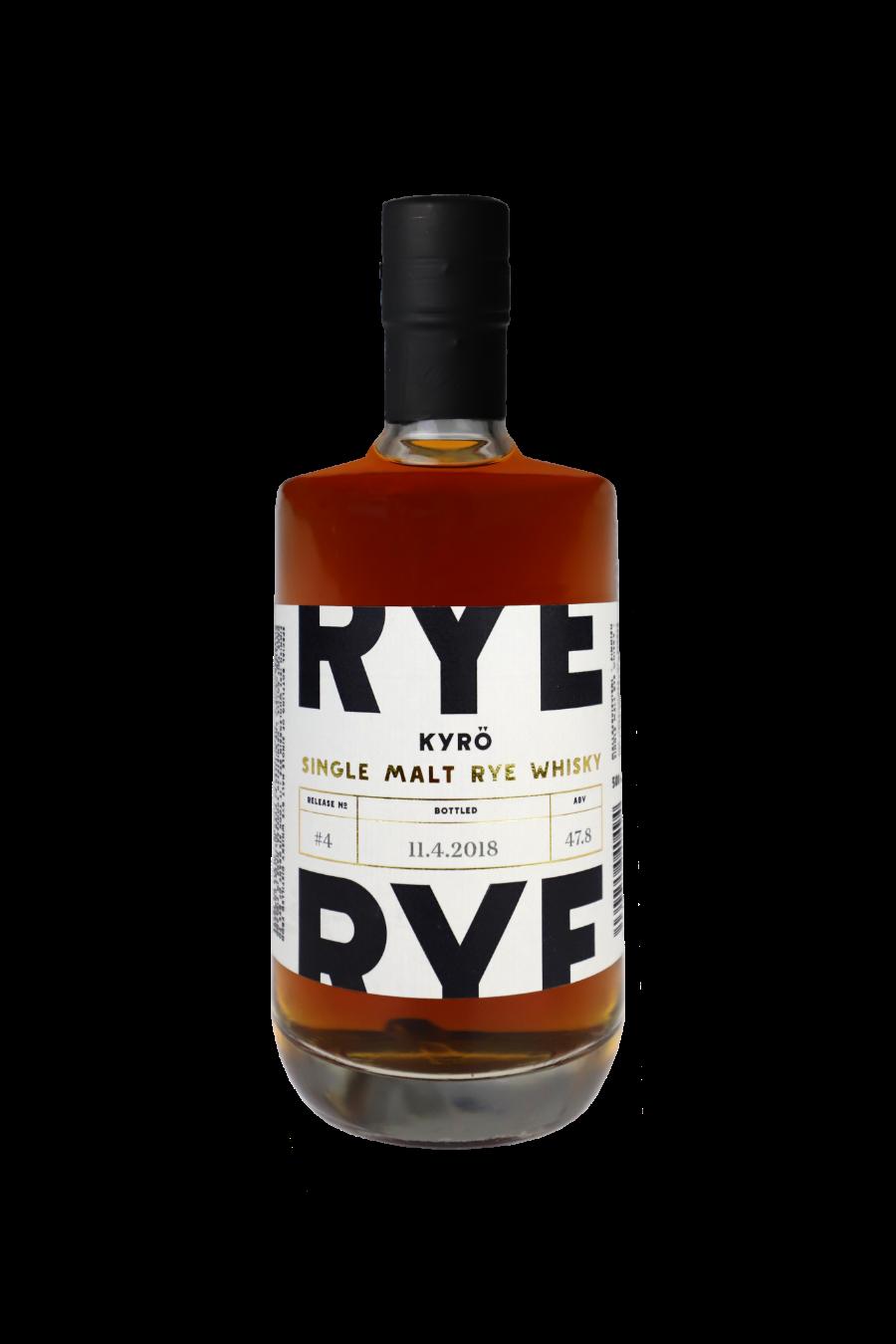 Finnischer Single Malt Rye Whisky steht erstmalig zum Verkauf – exklusiv auf Whisky.de
