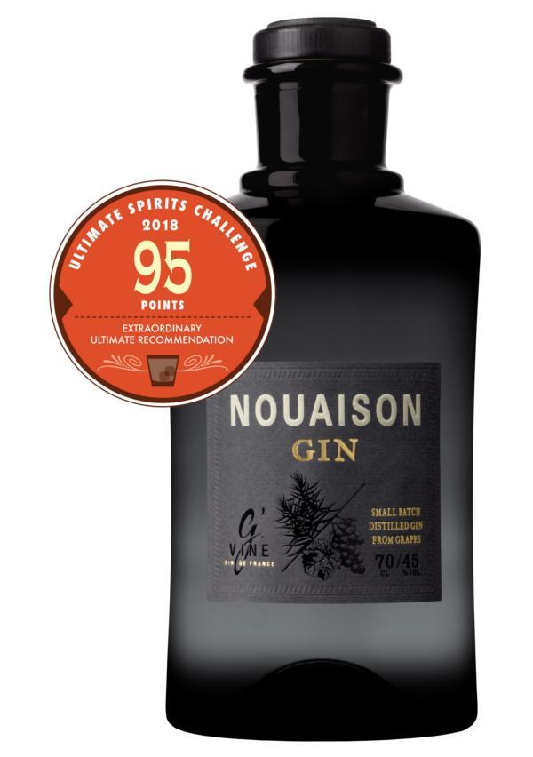 Nouaison Gin – bester Gin-Launch des Jahres