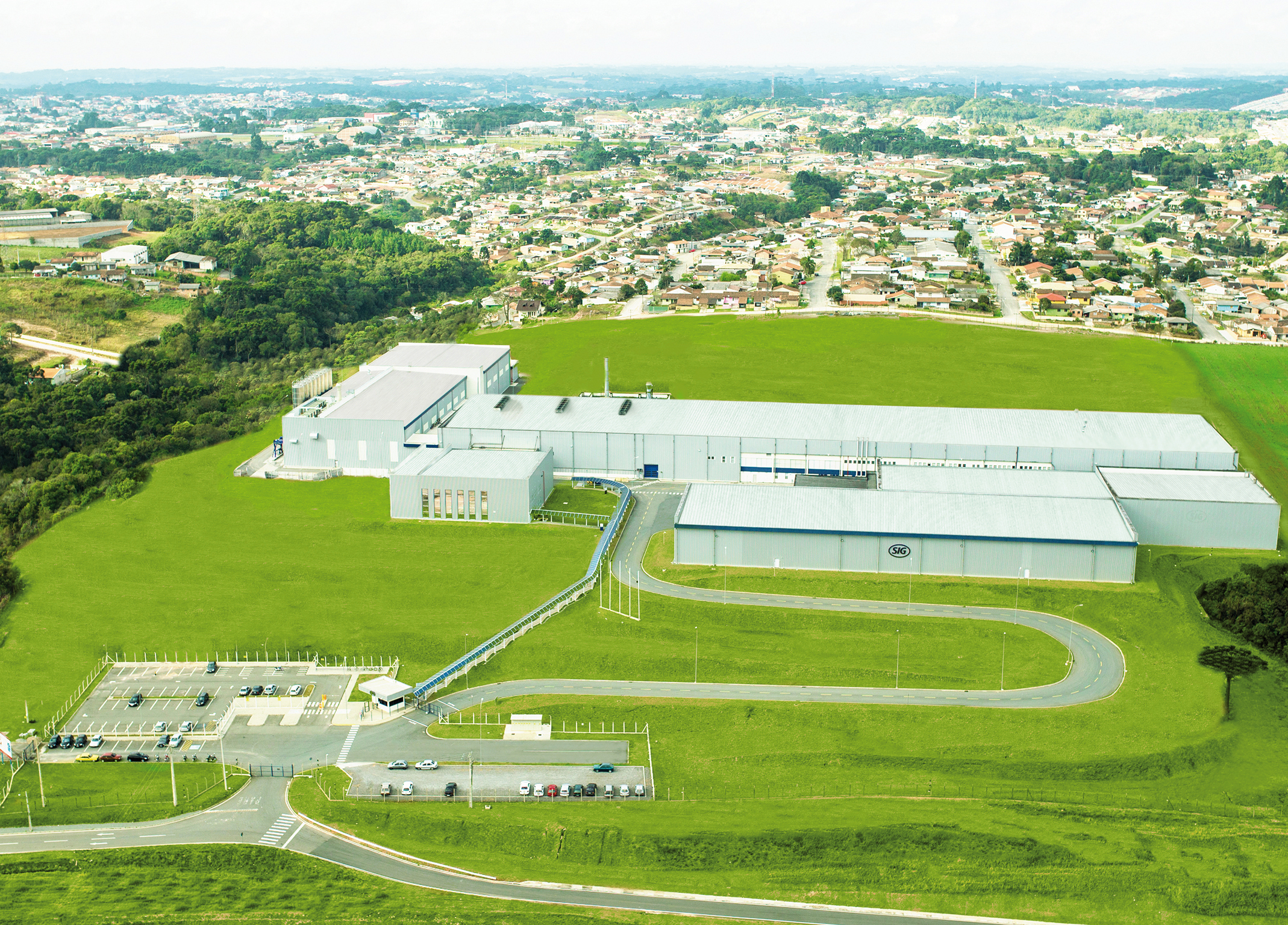 Green Electricity – Production Plant Brazil: