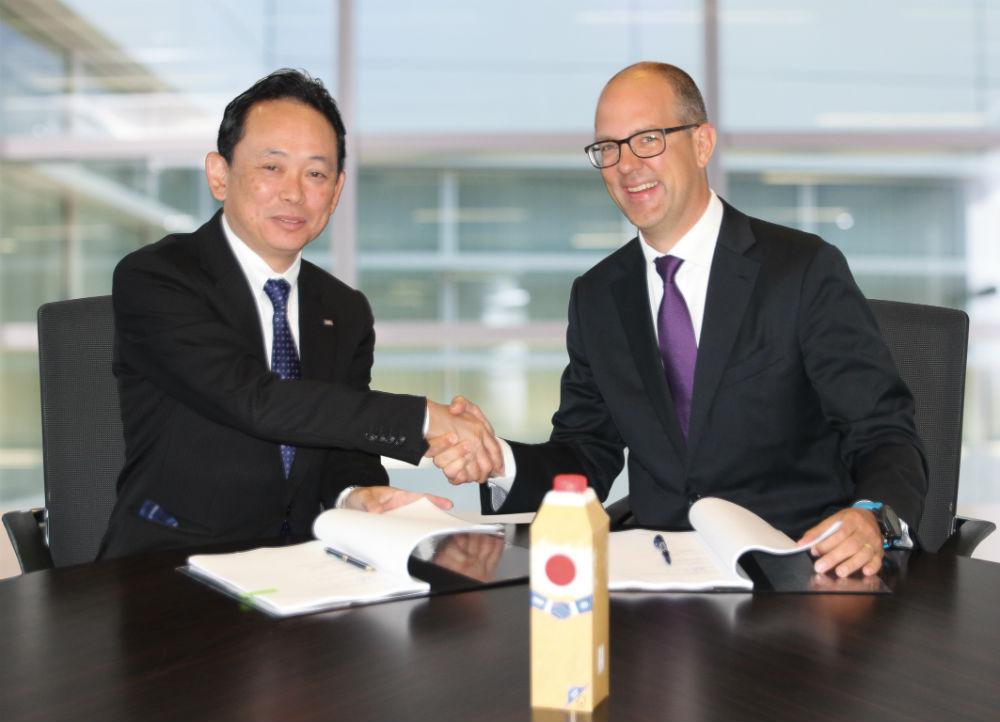 DNP und SIG gründen Joint Venture in Japan