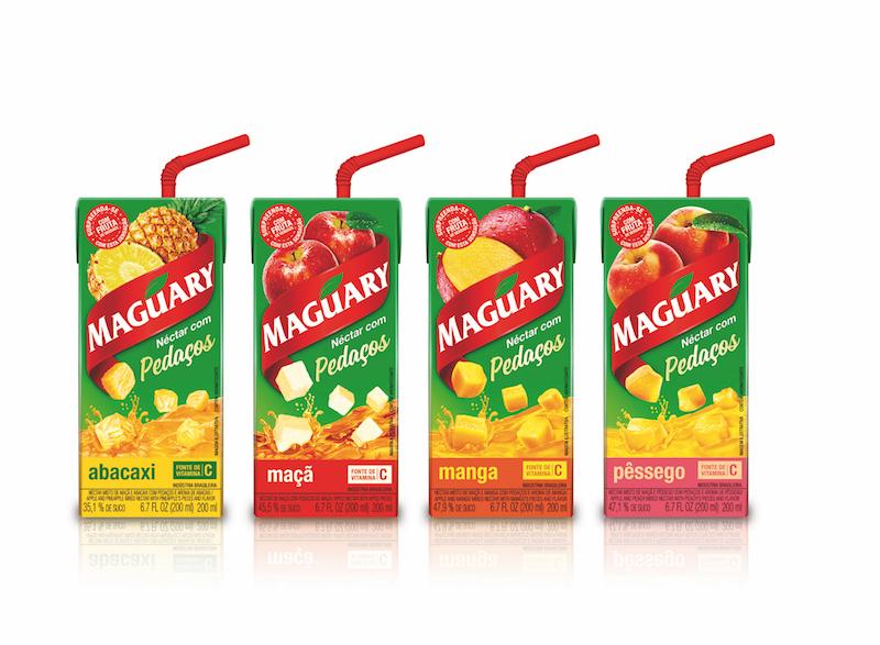 Neu im Getränkekarton: ebba bringt Südamerikas ersten Nektar mit echten Fruchtstückchen auf den Markt