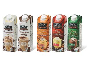 USA: Milchfreie Produkte von So Delicious Dairy Free in Kartonpackungen